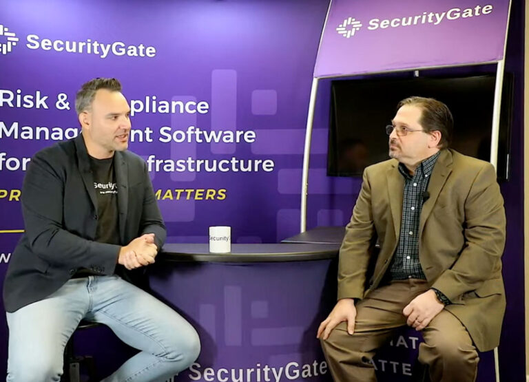 ted and kenny discuss how chevron scaled their cybersecurity program